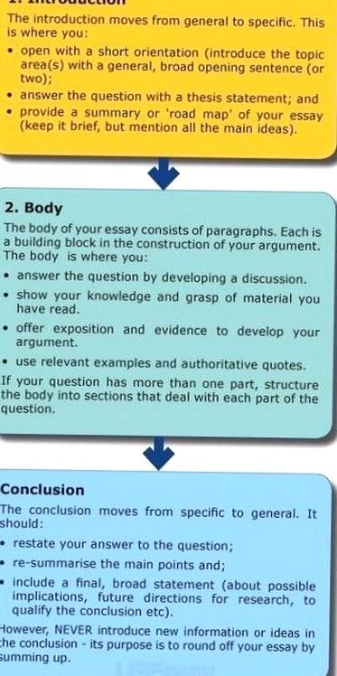 Essay #writing #infographics #introduction #body #conclusion CLICK TO FIND  MORE! | Essay, Thesis Statement, Introduction