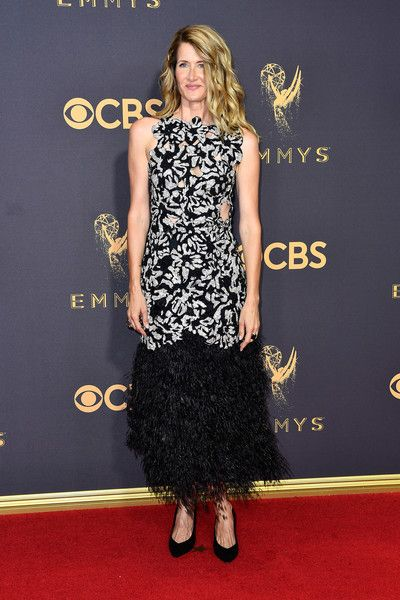 Laura Dern - The Most Daring Dresses at the 2017 Emmy Awards - Photos