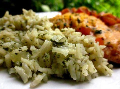 Cafe Rio Cilantro-Lime Rice - Good with basmati
