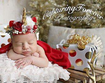 Photo Props Baby Girl props Baby Props Blue Baby Flower Headband,Newborn Headbands Tiebacks Royal Blue Baby Headband READY TO SHIP