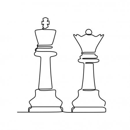 Pin By Angelica On Ink In 2021 Chess Piece Tattoo Chess Tattoo Line Drawing