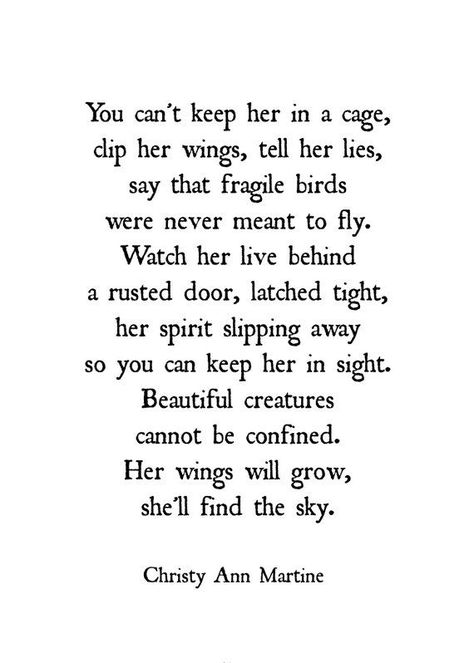 Domestic Violence Print - Emotional Abuse Survivor - Freedom Quotes - She'll Find the Sky Poem - Hop