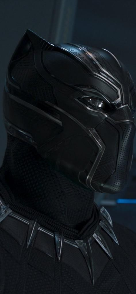 Best Wallpaper For Iphone X Black Panther Movie 2018 Hd E1