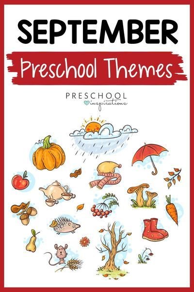 September Preschool Themes : september, preschool, themes, September, Preschool, Themes, Rock!, Themes,