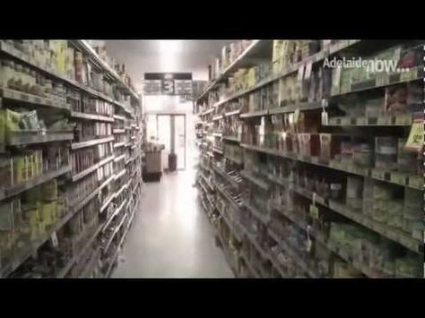 Supernatural Supermarket Captures 'Ghost' On Security Footage IT HAS TO BE A WOMAN...WE LOVE TO SHOP. LOL