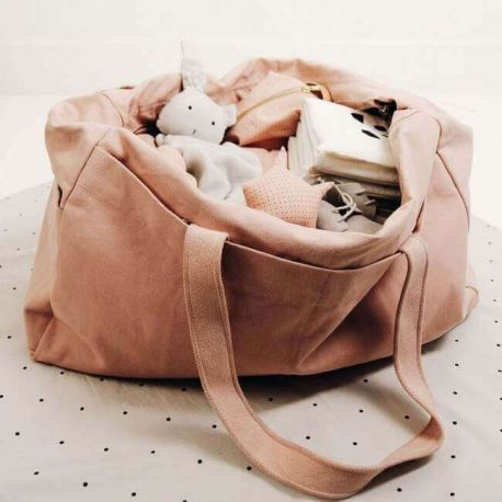Liewood sac à langer rose