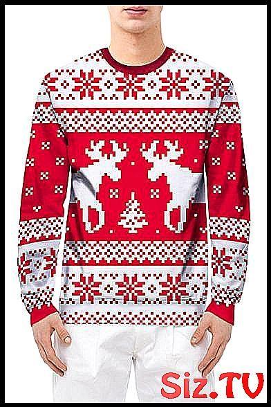 Women Autumn Stitching Christmas Sweatshirts Print Elk Long Sleeve Sweatshirt