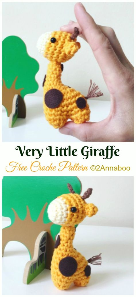 Hearty Giraffe amigurumi pattern - Amigurumi Today | 1031x474
