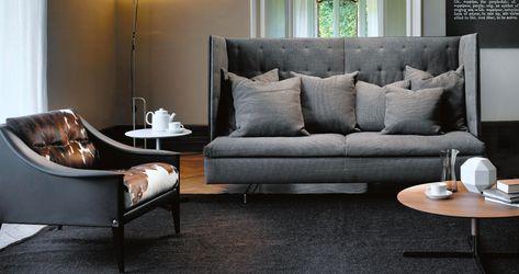 Divani di design per il living di lusso   Furniture   Pinterest ...
