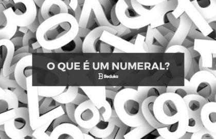 O Que E Numeral Definicao Tipos De Numerais Flexao E Muito