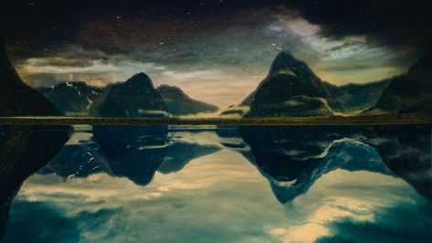 My 2 auctions on OpenSea with options for physical prints end soon and one is SUPER close to the reserve price. I'm excited to see what collection it/they end up in :) Check them out at OpenSea dot io ... I'm right there on the front page. #TreyRatcliff #NFT #Crypto #NewZealand #MilfordSound #FineArt