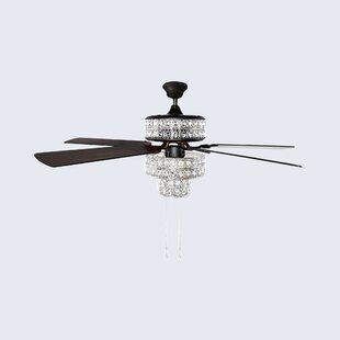 Indoor Ceiling Fans Up To 60 Off Through 9 29 Wayfair In 2020 Ceiling Fan With Light Ceiling Fan With Remote Fan Light