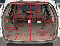 Jeep Grand Cherokee Wj Cargo Area Dimensions Jeep Wj Jeep Grand Cherokee Jeep Grand