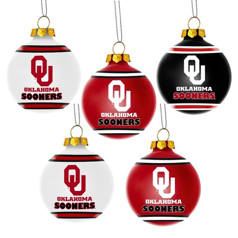 Topperscot by Boelter Brands NCAA Ornament