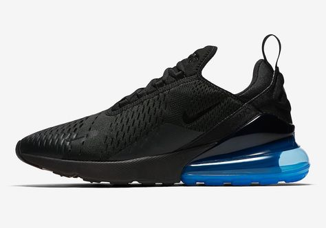 Nike Air Max 270 Photo Blue AH8050 009 | Nike air max, Air