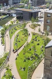 Znalezione Obrazy Dla Zapytania Modern Public Landscape Design Landscape Architecture Design Landscape Design Urban Landscape