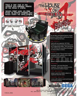 The House Of The Dead 4 Special Ultimate History Of Video Games