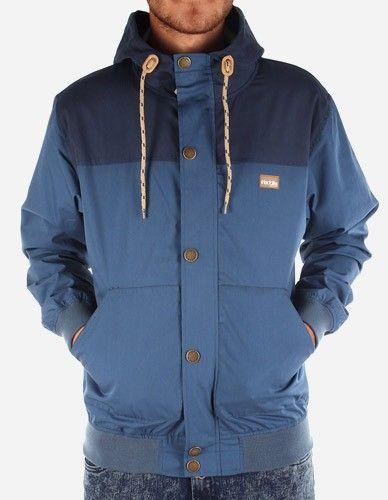 iriedaily Segelprofi Jacket steelblue | fashion | Jackets