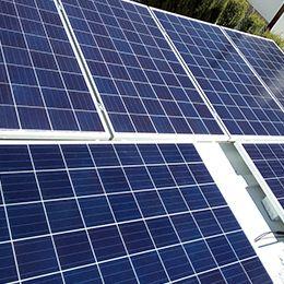 Instalacion Panel Solar 270w Talesun Policristalino Paneles Solares Kit Solar Energia Solar