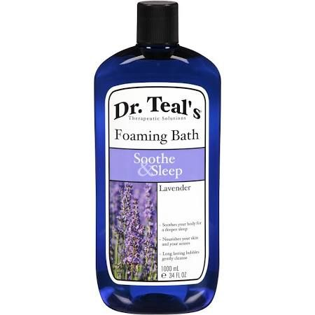 Dr Teals Foaming Bath Pure Products Soothe