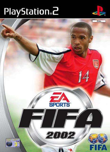 Fifa 2002 Ps2 Iso Rom Download Fifa Fifa Football Ea Sports Fifa