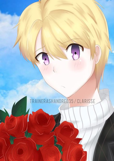 List Of Pinterest Mystic Messenger Yoosung Valentines Day Images