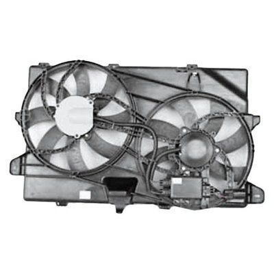 Radiator And Condenser Fan For Ford Edge Lincoln MKX FO3115175