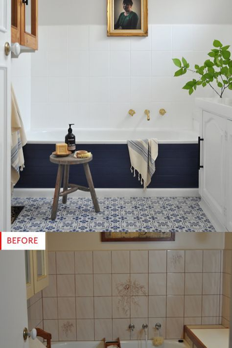 Before After One Of The Best 2k Bathroom Makeovers We Ve Ever Seen Diy Bathroom Design Home Remodeling Diy Budget Bathroom