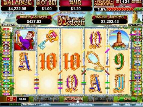 Play Hairway To Heaven Slot Machine Free With No Download