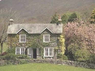 Detached House For 10 In Grasmere Surrounded By Spectacular Views Holiday Cottage For Rent With The Added Stone Cottages Dream Cottage Lake District Cottages