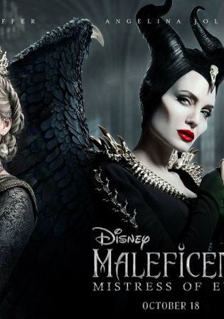 Maleficent Mistress Of Evil 2019 Hdcam 300mb Hindi Dual