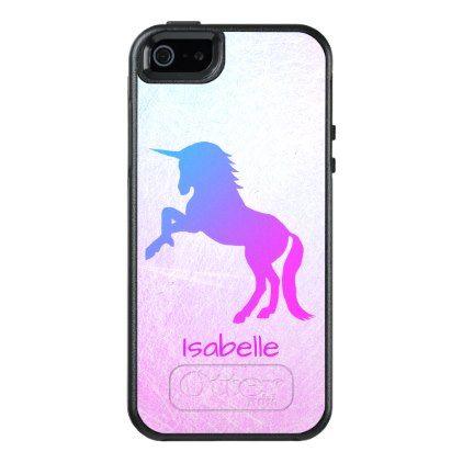 Rainbow Unicorn Quote iPhone 6/6S Case
