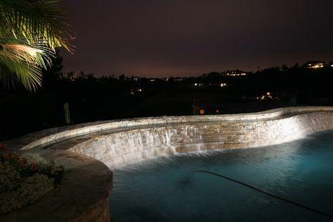 Pool And Water Lighting Solutions Water Lighting Pool