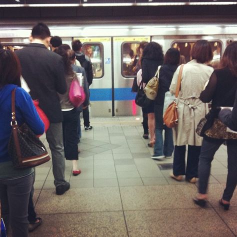 I miss being a gopher in Taipei. Getting around was so easy with subways.