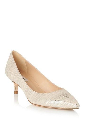 Kitten heel pumps, Pumps heels