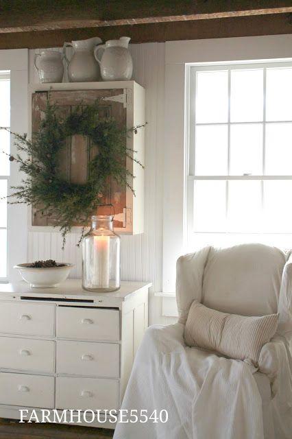 White House Christmas Open House 2020 FARMHOUSE 5540 in 2020 | Christmas open house, Decorating your