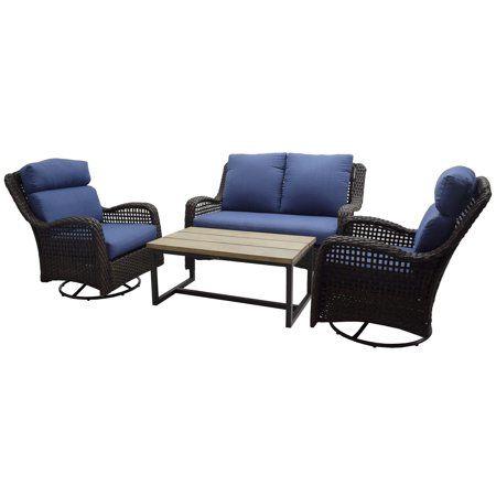 f7e5ce1af114ecab3ab7aa39e3934982 - Better Homes And Gardens Ravenbrooke 4 Piece Patio Conversation Set