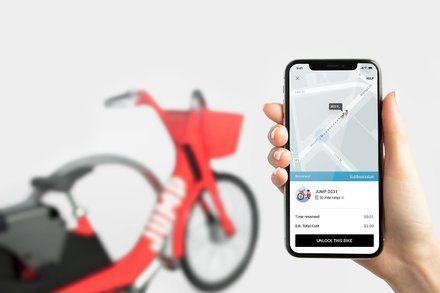Ubers New Training Wheels Testing Bike Sharing In San Francisco