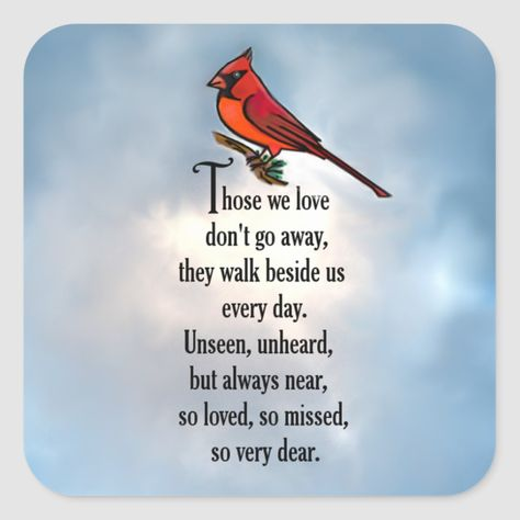 "Shop Cardinal ""So Loved"" Poem Ceramic Tile created by AlwaysInMyHeart. Change Quotes, Love Quotes, Inspirational Quotes, In Memory Quotes, Love Sayings, In Heaven Quotes, Love Birds Quotes, Heart Quotes, Cardinal Birds Meaning"