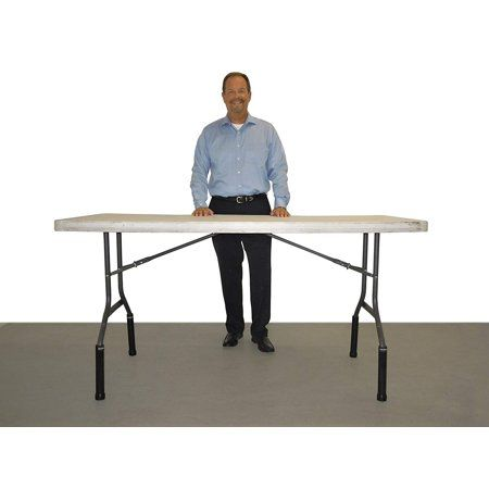 Home Folding Table Counter Height Work Surface
