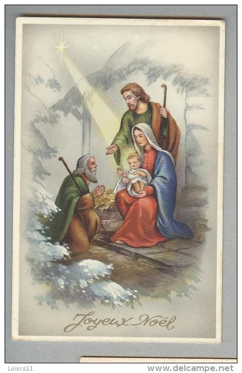 Buon Natale Bon Noel Merry Christmas Noel Vintage Christmas Holy Night Merry Christmas