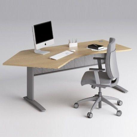 Bureau Compact Bureau Compact Space Ii Angle 135 Chair