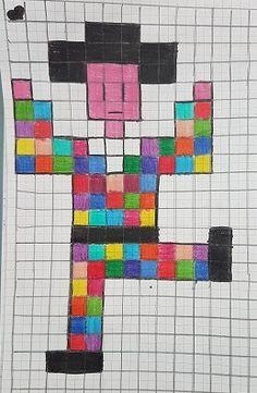 Risultati Immagini Per Coding Nella Scuola Primaria Schede Pixel