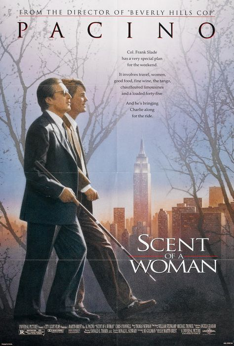 Scent of a Woman (1992) Movie Review