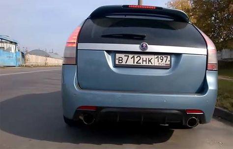 Saab 9 3 Hirsch Performance Exhaust Sound Performance Exhaust Saab 9 3 Saab