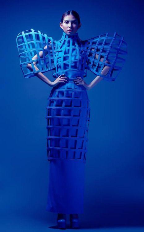 Caged Dresses - Teacups