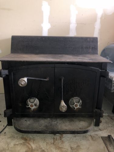 Armslist For Saletrade Fisher Papa Bear Wood Burner Fisher Papa Bear Wood Stove Specs Wood Burner Wood Fisher