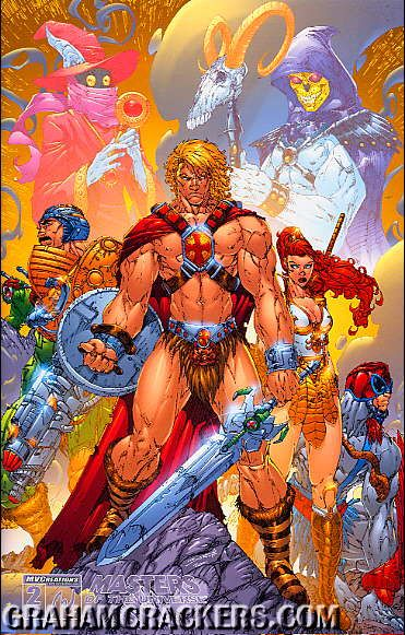 Product Details: Masters of the Universe #2 (2004) Booth variant