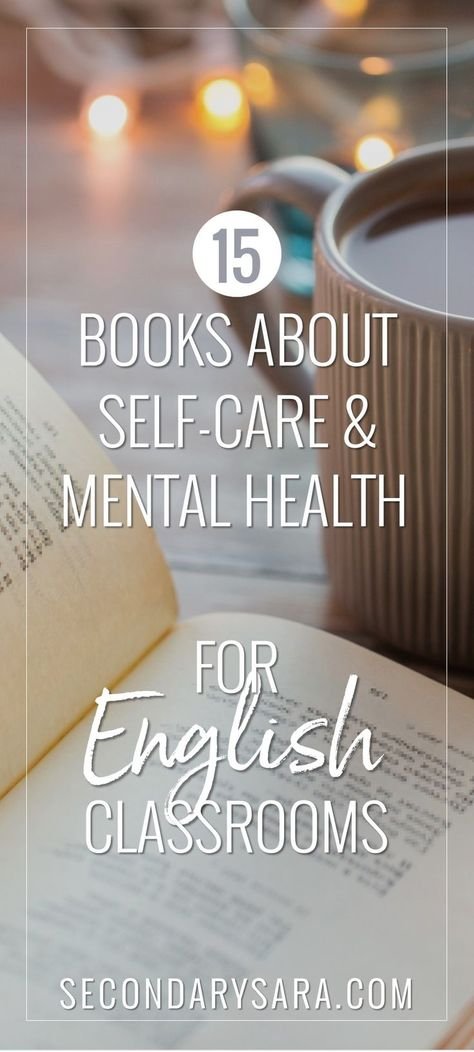 15 Self Care and Healing Books for Teens