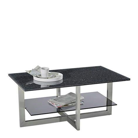 Couchtisch In Metall Glas 100 60 45 Cm Online Kaufen Xxxlutz Couchtisch Couchtische Tisch